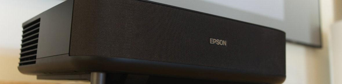 Maak kennis met de Epson EH-LS300 smart beamer