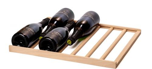 Beukenhouten wijnlade voor Bourgogne/Champagne (Chateaudun)