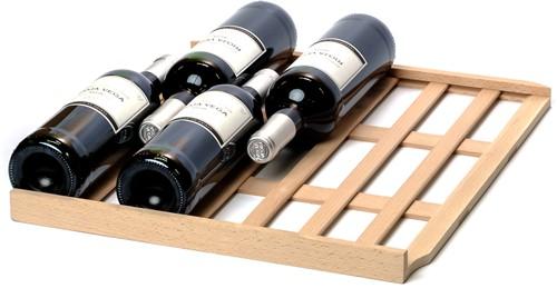 Beukenhouten wijnlade voor Bordeaux (Quintin, Rabutin)
