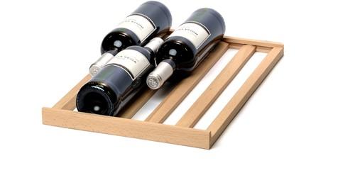 Beukenhouten wijnlade voor Bordeaux (Villandry)