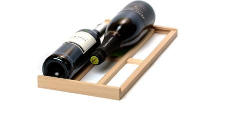 Beukenhouten wijnlade (Esclimont)