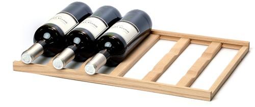 Beukenhouten wijnlade voor Bordeaux/Champagne (Saumur, Ventadour)