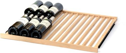 Beukenhouten wijnlade voor Bordeaux (Montfort)