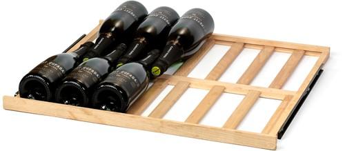 Beukenhouten wijnlade voor Bourgogne/Champagne (Montfort)