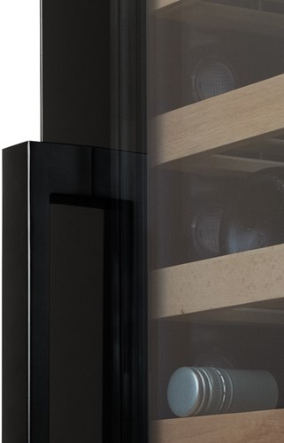 Hendel Cubo (Zwart) voor Saumur