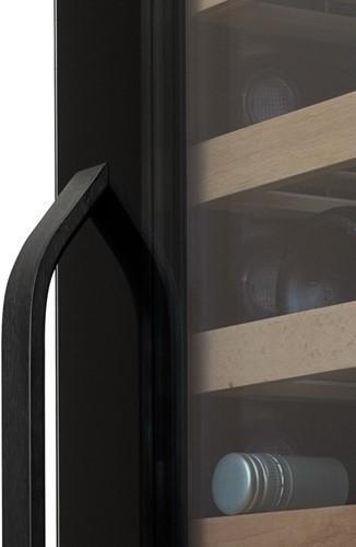 Hendel Standaard (Zwart) voor Saumur