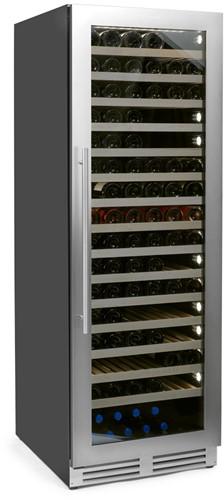 Wijnklimaatkast Chenonceau Uno (Silver Edition)