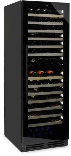 Wijnklimaatkast Chenonceau Duo (Black Edition)
