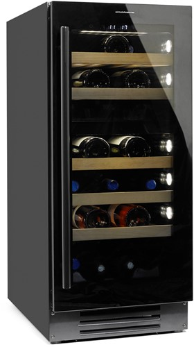 Wijnklimaatkast Villandry Duo (Black Edition)