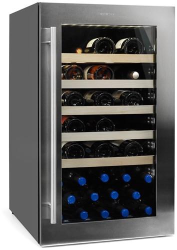 Wijnklimaatkast Quintin Uno (Silver Edition)