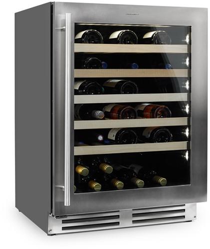 Wijnklimaatkast Chateaudun Uno (Silver Edition)